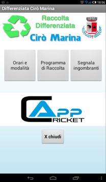 Differenziata Cirò Marina poster