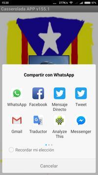 Cassolada / Casserolada APP screenshot 5