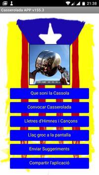 Cassolada / Casserolada APP poster