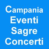 Campania eventi sagre concerti icon