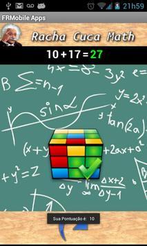 Racha Cuca Math screenshot 3