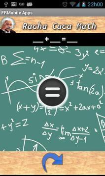 Racha Cuca Math screenshot 1