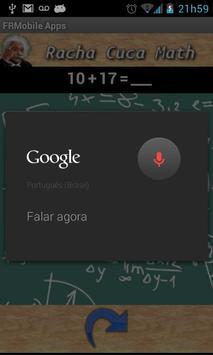 Racha Cuca Math screenshot 2