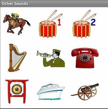 Kids Sound Effects lite screenshot 2