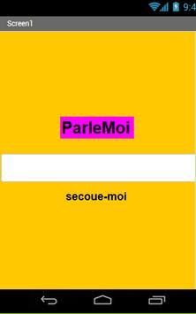 ParleMoi poster