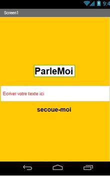 ParleMoi screenshot 2