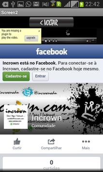 incrown screenshot 4