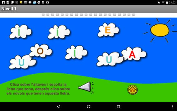 Petit Lector 1 apk screenshot