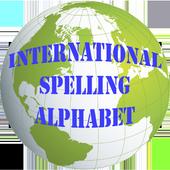 World Spelling Alphabet icon