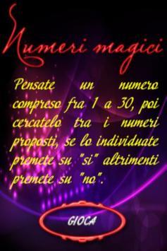 Magia di Numeri poster