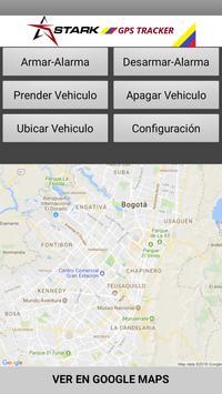 STARK GPS screenshot 1