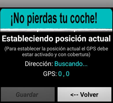 Localizacoches screenshot 3