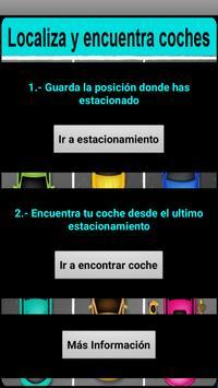 Localizacoches screenshot 4