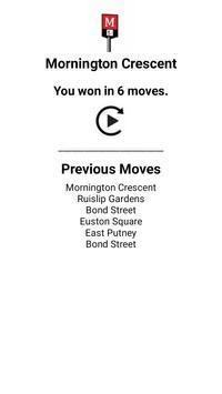Mornington Crescent screenshot 2