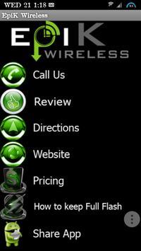 EpiK Wireless poster