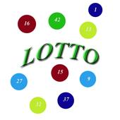 Irish Lotto Number Generator icon