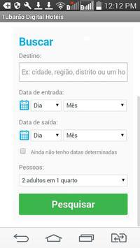 Hotéis - Tubarão Digital screenshot 2