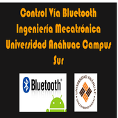 Control Bluetooth Anáhuac icon