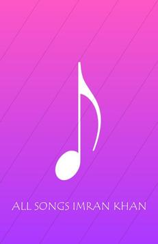 All Best Songs IMRAN KHAN poster