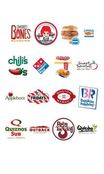 Restaurant Coupons poster