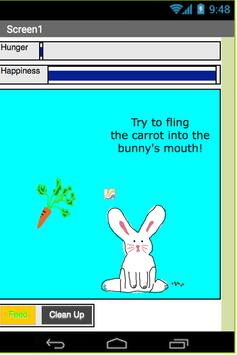 Bunny Time! apk screenshot