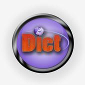 Vibrant DIET icon