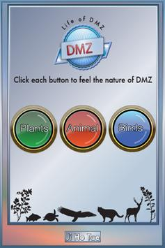 DMZ Information apk screenshot