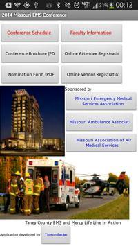 2014 MO EMS Conference & Expo apk screenshot