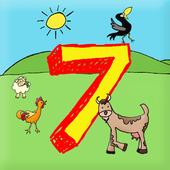 PreSchool Counting icon