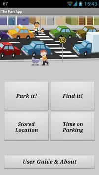 The Parkapp(English) screenshot 1