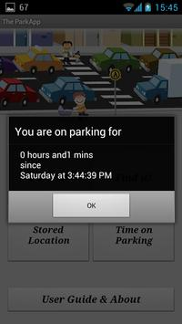 The Parkapp(English) screenshot 3