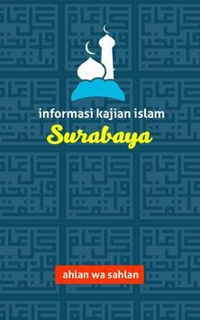 Jadwal Kajian Islam Surabaya poster