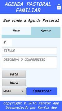 Agenda Pastoral Familiar apk screenshot