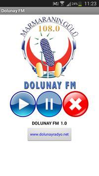 DolunayFM108.0 poster
