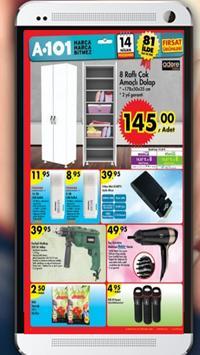 A101 Aktuel Ürünler Kataloğu apk screenshot