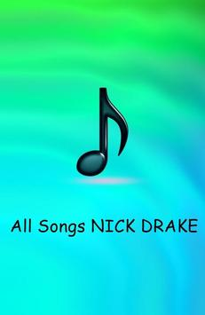 All Songs NICK DRAKE poster
