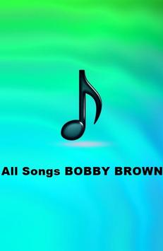 All Songs BOBBY BROWN poster