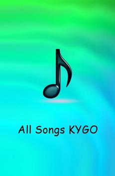 All Songs KYGO poster