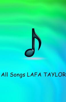 All Songs LAFA TAYLOR poster