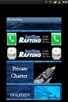 Blue Water Rafting screenshot 1