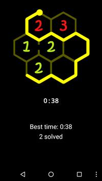 One-line: Hexagon screenshot 2