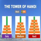 The Tower of Hanoi - IGGI icon