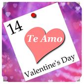 San Valentin 2016 icon