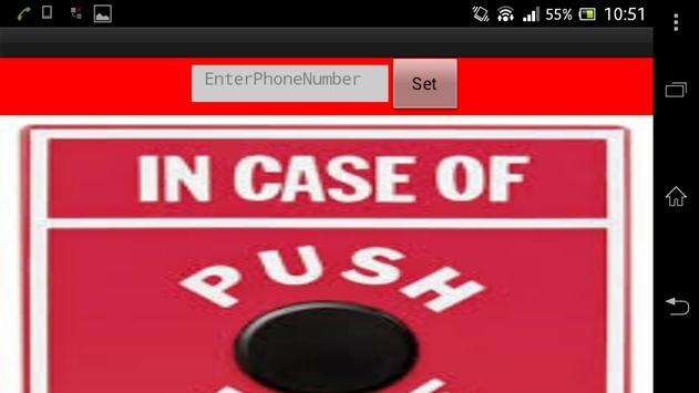Emergency Assistance Button screenshot 2