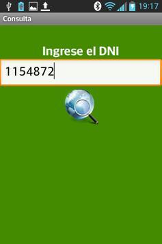 Padrón Electoral Neuquén screenshot 1