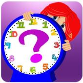 Horas del reloj icon