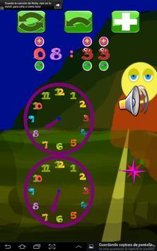 Horas del reloj screenshot 10