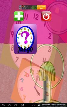 Horas del reloj screenshot 1