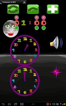 Horas del reloj screenshot 5