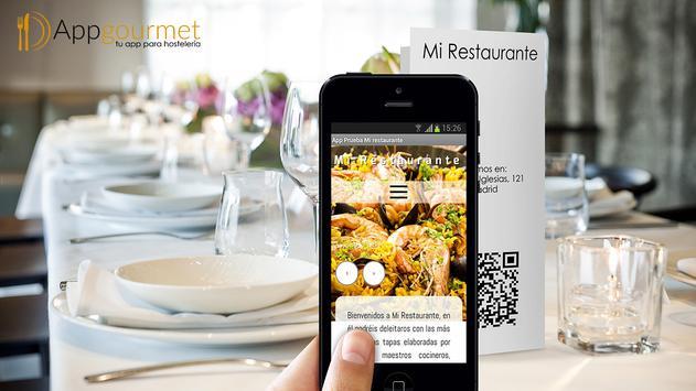 Mi Restaurante apk screenshot